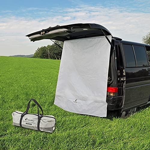 Cortina de ducha, protección visual, tienda de campaña para tienda de campaña trasera, apta para casi todos los autobuses