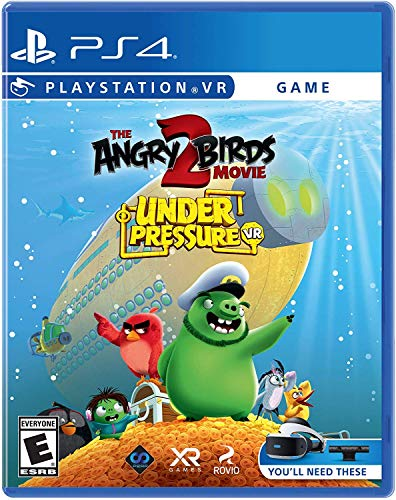 The Angry Birds Movie 2 VR : Under Pressure PS4
