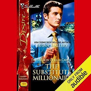 The Substitute Millionaire audiobook cover art