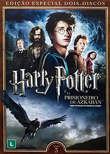 Harry Potter E O Prisioneiro Azkaban [DVD]