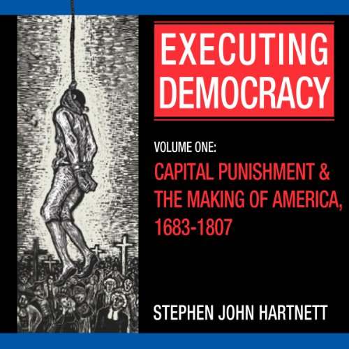 Executing Democracy audiobook cover art
