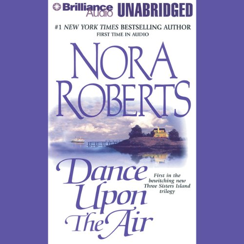 Dance Upon the Air audiobook cover art