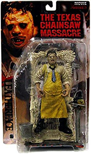 Ahorre hasta un 70% de descuento. McFarlane Toys Movie Maniacs Series Series Series 1 Action Figure The Texas Chainsaw Massacre Leatherface  100% garantía genuina de contador