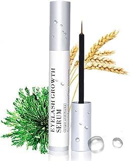 1bottle groei serum natuurlijke serum ingredekt natuurlijke wimper en sweetbrow groei groei voor dikkere en langere wimper...