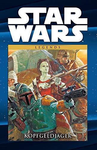 Star Wars Comic-Kollektion: Bd. 100: Kopfgeldjäger