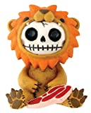 SUMMIT COLLECTION Furrybones Raion Signature Skeleton in Lion Costume with Steak