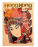 DPFRY Leinwand Malerei China Shanghai Peking Hong Kong
