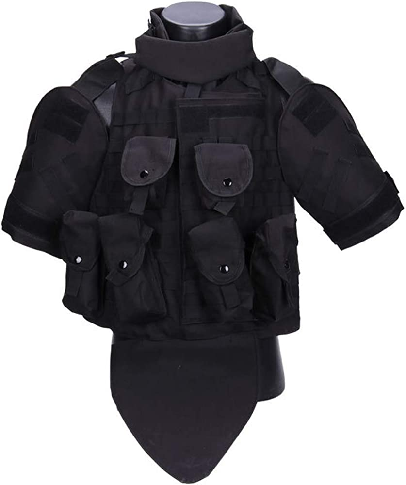 Tactical Molle Vest Boston Mall Military Super beauty product restock quality top CS Field Airsoft
