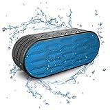 ITgut 10W Wasserdicht IPX5 Tragbare Wireless Bluetooth Lautsprecher, Outdoor Sport und Dutsche mit...