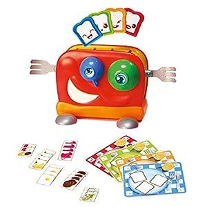 Splash Toys- Trap'tartine Nouvelle Version-Jeu d'action-Sois prêt à Attraper Les toasts Qui surgissent du Grille Pain, 30126, Jaune