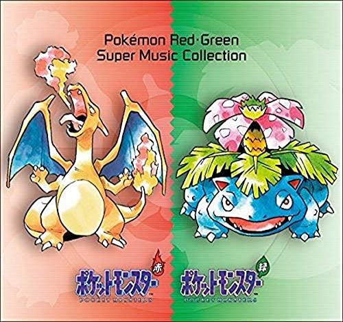Pokemon Aka Midori Super Music Coll…