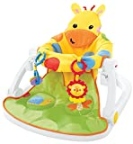Fisher-Price Giraffe Sit-Me-Up Floor Seat