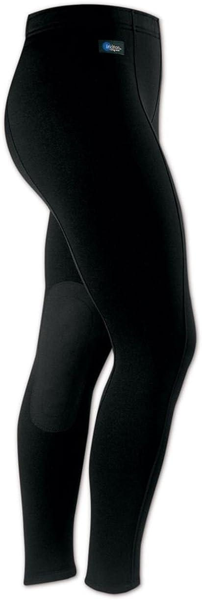 Irideon Power Stretch Breeches Black 3X Limited Special Price Regular New York Mall