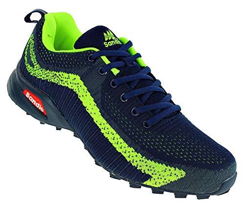 Sandic 501 Neon Turnschuhe Sneaker Sportschuhe Herren, Schuhgröße:42