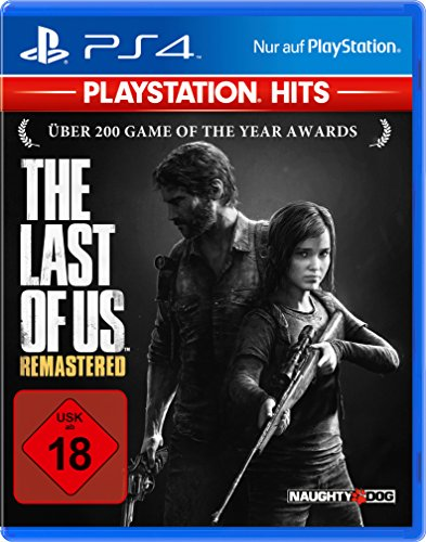 Last of Us PS 4 Remastered PSHits