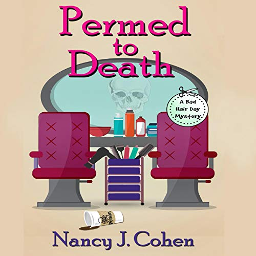 Permed to Death  By  cover art