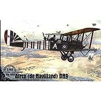 ローデン 423 1/48 デハビランド DH9 単発複葉爆撃機