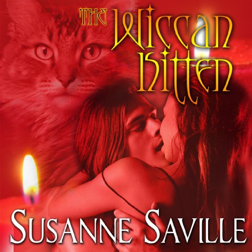The Wiccan Kitten audiobook cover art