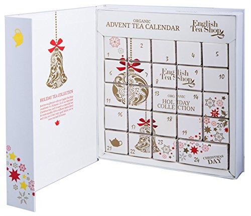 English Tea Shop Calendario Adviento Surtido 24 tés