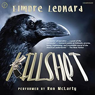 Killshot audiobook cover art