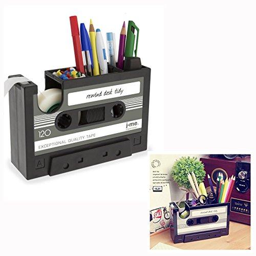 Cisixin Máquina de cinta de cassette retro - maceta - diseño original