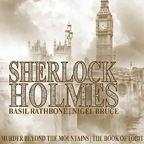 Sherlock Holmes: Murder Beyond the Mountains, and The Book of Tobit cover art