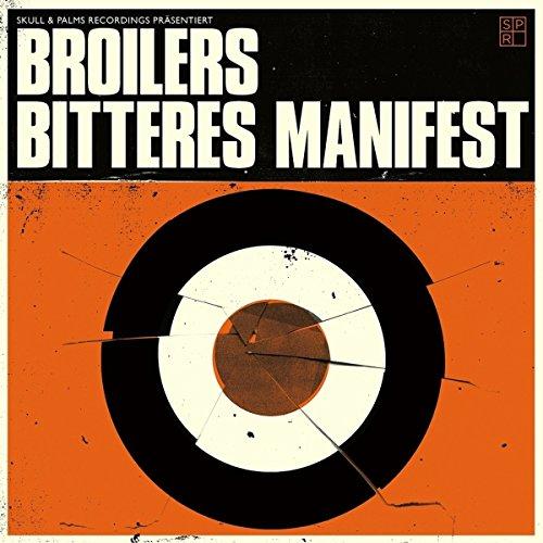 Bitteres Manifest - One Track, Seite 2 mit Etching [Vinyl Single]