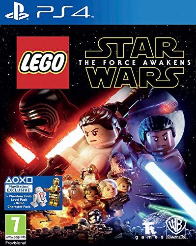 Lego Star Wars – The Force Awakens PS4