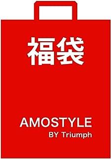 (アモスタイル)AMOSTYLE 【WEB限定】ブラ&ショーツセット3点入り福袋