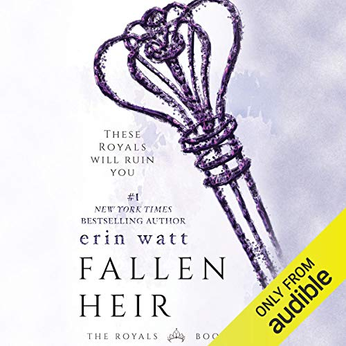 Fallen Heir audiobook cover art