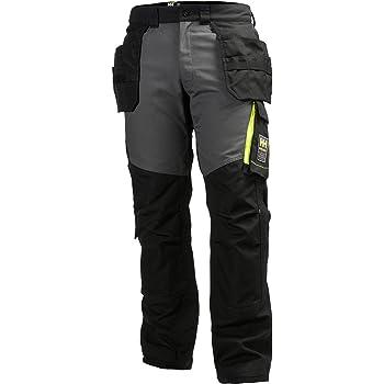 Helly Hansen 77401/_999 Aker Construction Pantalon de travail Taille C44 Noir
