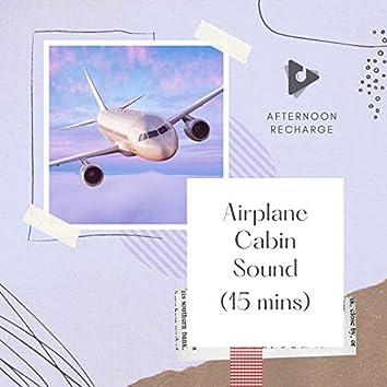 Airplane Cabin Sound (15 mins)
