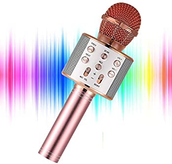 Yohia Portable Handheld Karaoke Microphone