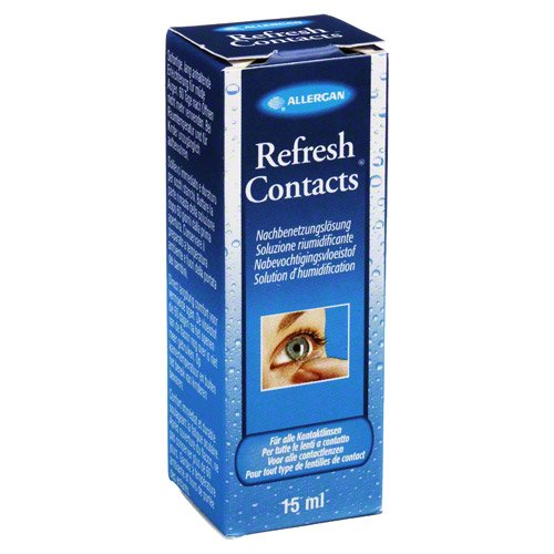 REFRESH Contacts Augentropfen 15 ml