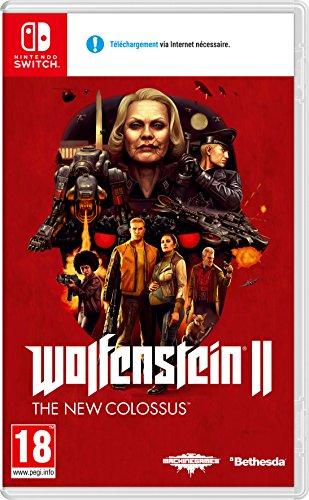 Wolfenstein 2 New Colssus – Schalter