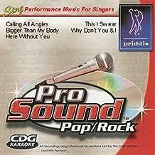 Priddis Karaoke #1544 - The Singers Collection Vol 4
