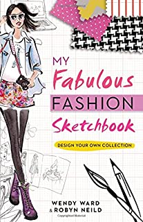 My Fabulous Fashion Sketchbook