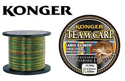 Konger Team CARP Rainbow Bobine de fil de pêche...