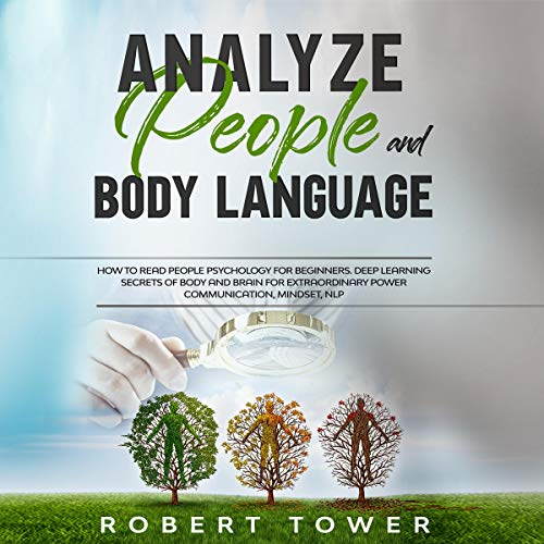 Analyze People and Body Language cover art