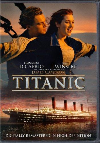 Titanic by Leonardo DiCaprio