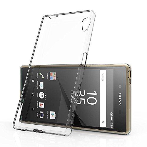 『Sony Xperia Z5 Premium ケース, Simpeak TPUクリア透明ケース保護カバー 5.5インチ専用 Z5 Premium ケース TPU』の5枚目の画像