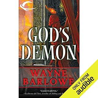 God's Demon audiobook cover art