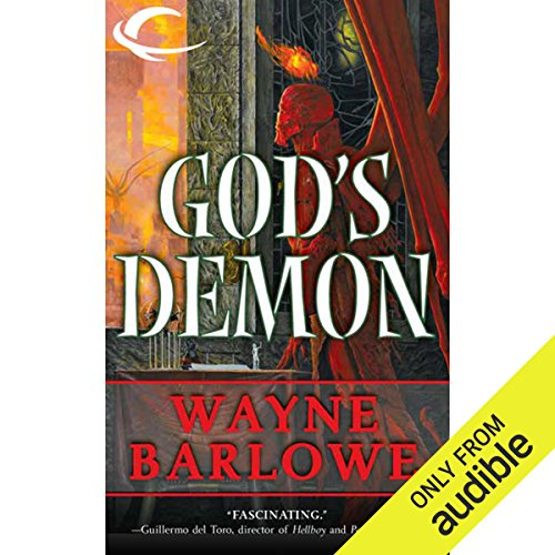 God's Demon audiobook cover art