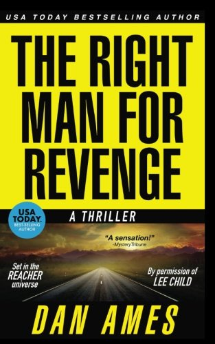 The Jack Reacher Cases (The Right Man For Revenge) (Volume 2)