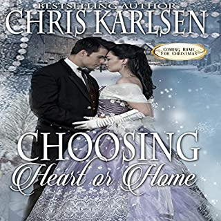 Choosing Heart or Home                   By:                                                                                                                                 Chris Karlsen                               Narrated by:                                                                                                                                 Stacky Vos                      Length: 2 hrs and 45 mins     7 ratings     Overall 4.3