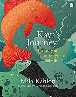 Kaya's Journey: The Story of a 100-year-old Koi Fish