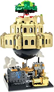 i8 TOYS xingbao Building Blocks MOC Bricks Music Box Castle in The Sky Model (Without lamp Shade&LED)