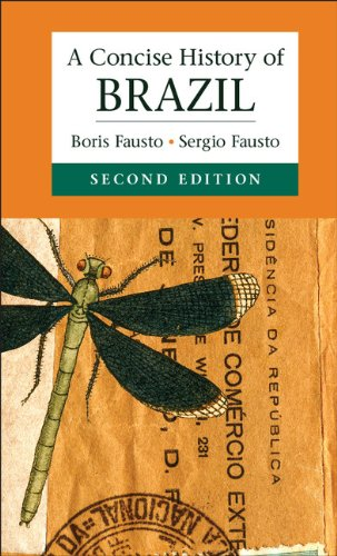 A Concise History of Brazil (Cambridge Concise Histories) (English Edition)