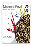 Pisces 22 lb Midnight Pearl Aquarium Gravel Substrate for Aquariums, terrariums and vivariums, 2-4mm