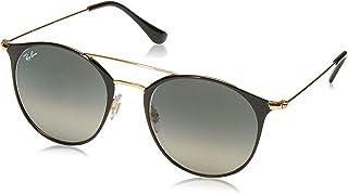 Rb3546 Metal Round Sunglasses